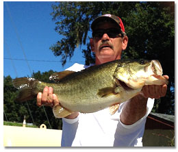 Lake Griffin Bass