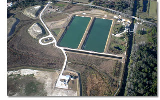 Lake County Water Authority's Nutrient Reduction Facility (NuRF)